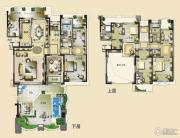 碧桂园凤凰城4室2厅6卫517平方米户型图
