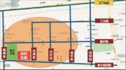 保利东郡小区交通图