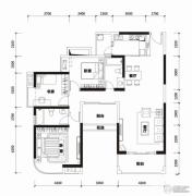 勤诚达22世纪3室2厅1卫0平方米户型图