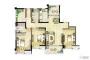 启迪方洲3室2厅2卫0平方米户型图