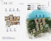乐昌碧桂园5室2厅3卫190平方米户型图