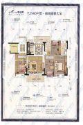汕头碧桂园4室2厅2卫0平方米户型图