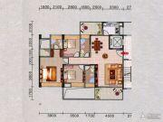 红棉雅苑5室2厅3卫154平方米户型图