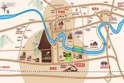 利川碧桂园交通图