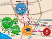 金水湾鑫园交通图
