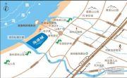 营口万科海港城交通图