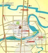 中驰・第一城交通图