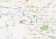 信跃盛世家园交通图