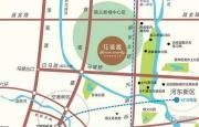 中铁・花溪渡交通图