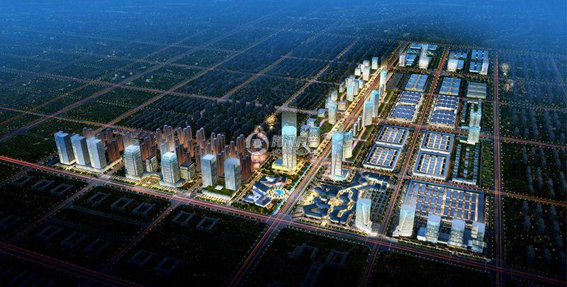 国旅安阳城城整体规划图