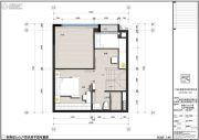 君立国际公寓0平方米户型图