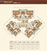 尚东名苑78--115平方米户型图