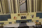天朗国际广场沙盘图