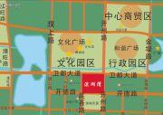 滨湖湾交通图