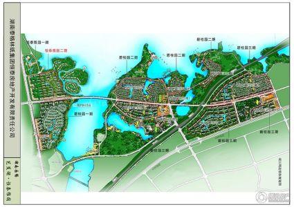 芭蕉湖・恒泰雅园