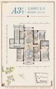 汕尾星河湾5室2厅5卫0平方米户型图