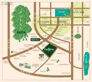秀城二代宅交通图