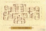 贵阳恒大城3室2厅2卫0平方米户型图