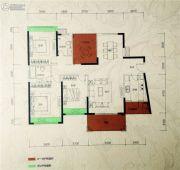 佳兆业・碧海云天4室2厅2卫0平方米户型图