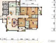 府前雅居苑4室3厅2卫167平方米户型图