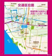 涌鑫八达通广场交通图