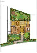 荣安山语湖苑4室0厅0卫242平方米户型图