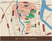 上城铂雍汇交通图