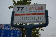宏桂・香兰花园交通图