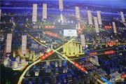 现代・锦华城规划图