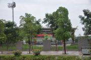 绿地国际博览城外景图