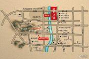 琥珀公馆交通图