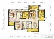 保利凤凰湾2室2厅2卫0平方米户型图