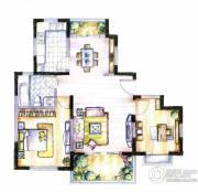 摩卡小城2室1厅1卫0平方米户型图