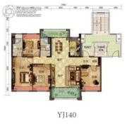 碧桂园・贵安1号5室2厅2卫0平方米户型图