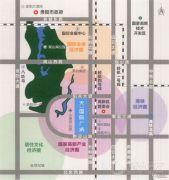 天一国际广场交通图