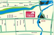 博德沣柳国际交通图