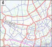 汉江湾壹号交通图