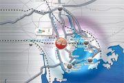 海雅缤纷城交通图