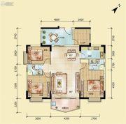 富丽嘉园4室2厅2卫0平方米户型图