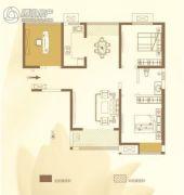 华泰・玉景台3室2厅1卫112平方米户型图