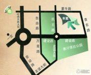 印象草原交通图