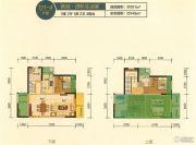 蓝光・林肯公园0室0厅0卫101平方米户型图