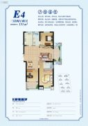 秀逸苏杭东苑3室2厅2卫130--131平方米户型图
