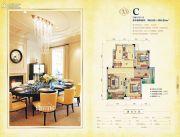 俪锦城・屿澜湾3室2厅1卫107平方米户型图