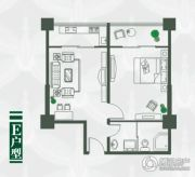 金屏苑1室1厅1卫40--80平方米户型图