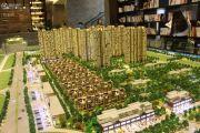 芙蓉万国城MOMA沙盘图