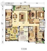 碧桂园・贵安1号5室1厅4卫0平方米户型图