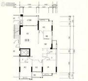 星湖城4室2厅2卫0平方米户型图