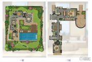 华凯南燕湾5室3厅7卫501平方米户型图