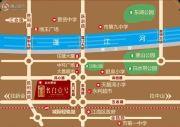 名门壹号交通图